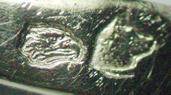 French Gold Platinum Hallmark 2